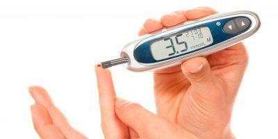 Контроль за уровнем глюкозы в крови