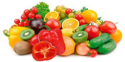 Диабетик может употреблять фрукты и некрахмалистые овощи